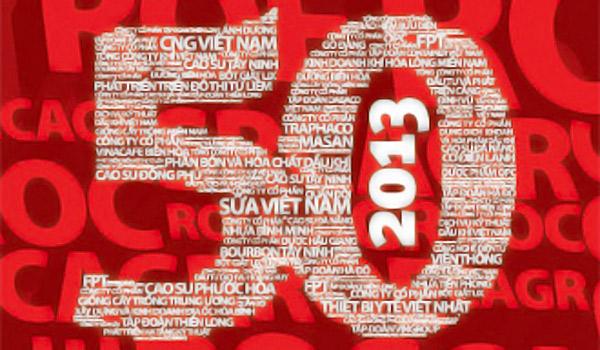 50 doanh nghiệp hàng đầu Việt Nam