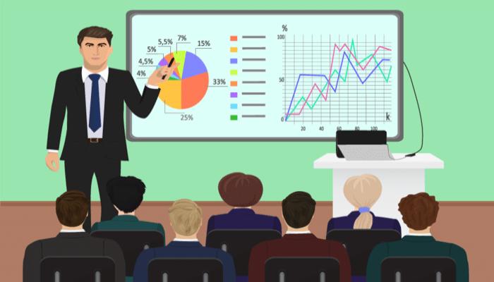 Trả lời các câu hỏi từ ban giám khảo một cách lưu loát sẽ giúp bạn dễ gây ấn tượng tốt